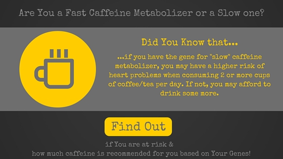 Nutrigenomix - Caffeine